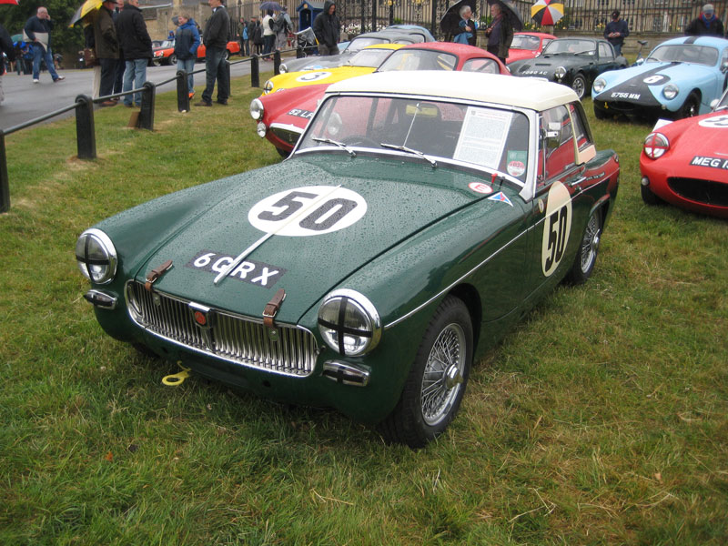 Image result for mg midget racing class